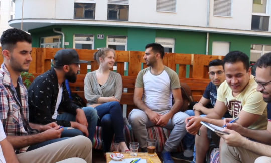 Tiefenschärfe: Vielfältiges Wien