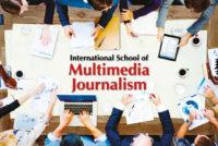 International School of Multimedia Journalism Logo