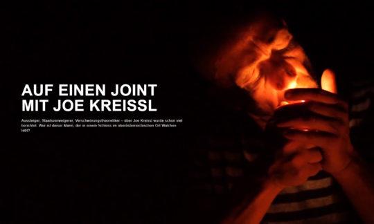 Auf einen Joint mit Joe Kreissl