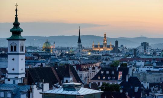 Um's Eck geschaut – Die Podcastserie über Grätzel in Wien