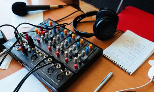 Neues Weiterbildungsangebot: Grundkurs Podcast von 13.-14. Dezember 2019