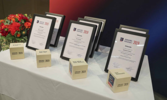 Journalismus Nachwuchspreis 2019 – Das sind die PreisträgerInnen