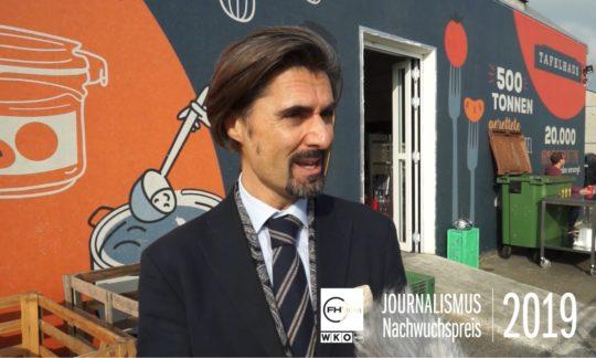 Wiener Tafel: Asylsuchende unterstützen als ehrenamtliche HelferInnen